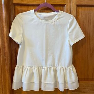 Kate Spade White T-shirt ♠️